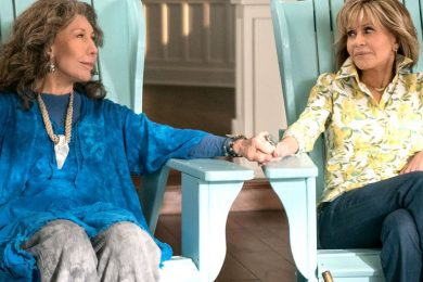 Netflix Grace and Frankie