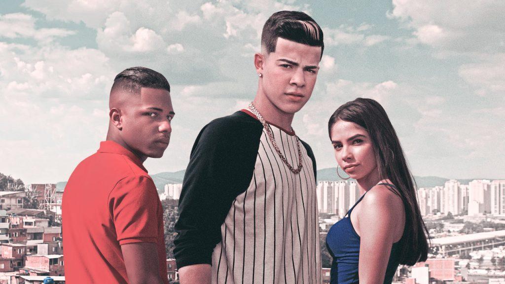 Netflix Brazil Sintonia