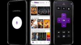 Roku mobile app
