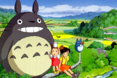 My Neighbour Totoro Studio Ghibli HBO Max