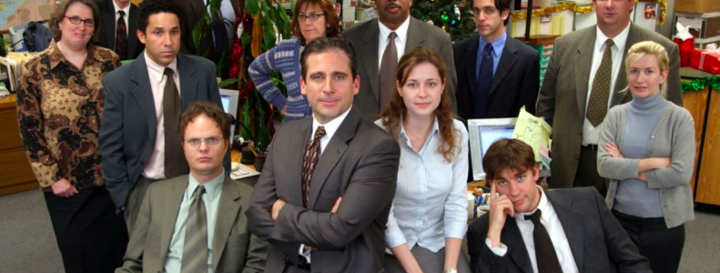 The Office NBC Peacock