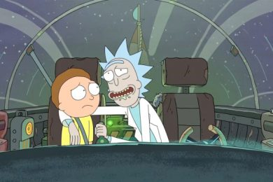 Rick and Morty HBO Max
