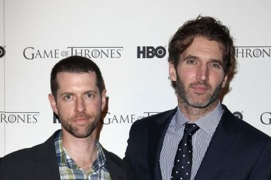 Game of Thrones showrunners David Benioff and DB Weiss