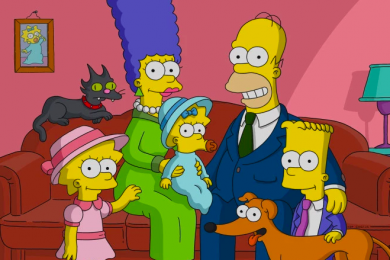 The Simpsons Fox Disney+