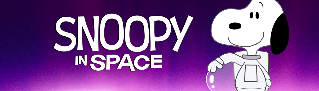 Snoopy In Space Apple TV+