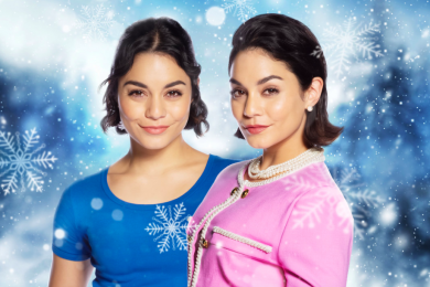 Vanessa Hudgens The Princess Switch Netflix