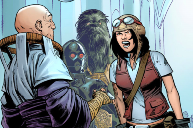 Doctor Aphra Marvel