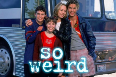 So Weird season 2