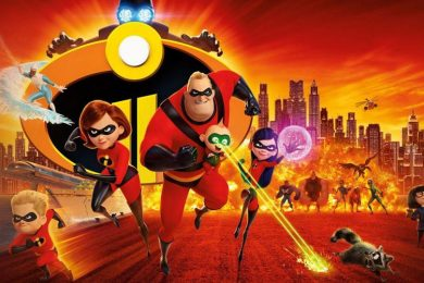 The Incredibles 2 Disney