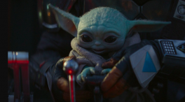 Baby Yoda The Mandalorian Disney