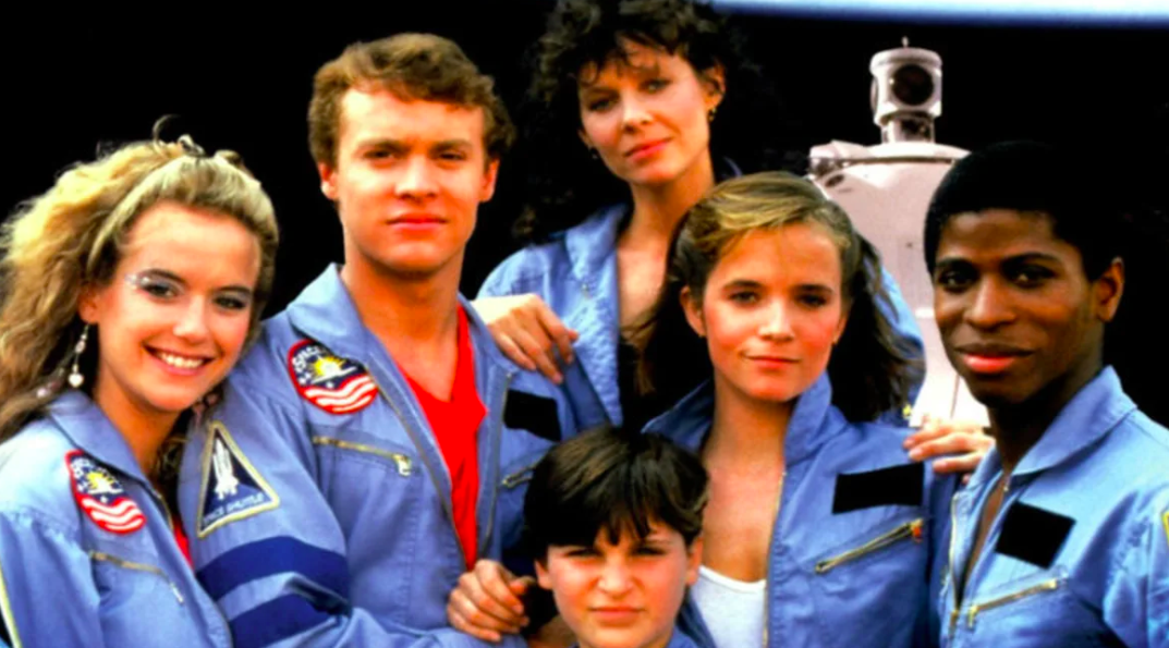 Space Camp 1986
