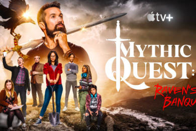 Mythic Quest Apple TV