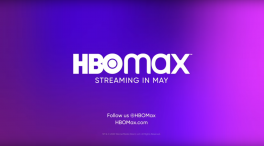 HBO Max advert