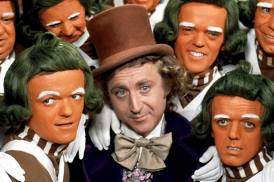 Charlie and the Chocolate Factory Gene Wilder