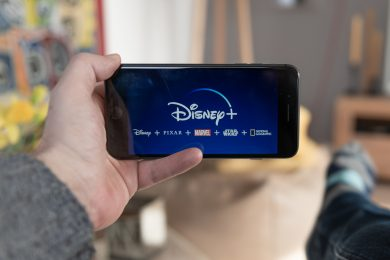 Disney Plus mobile