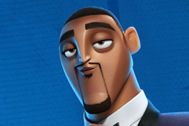 Spies in Disguise Disney