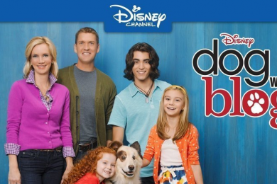 Disney Channel series Dog With A Blog