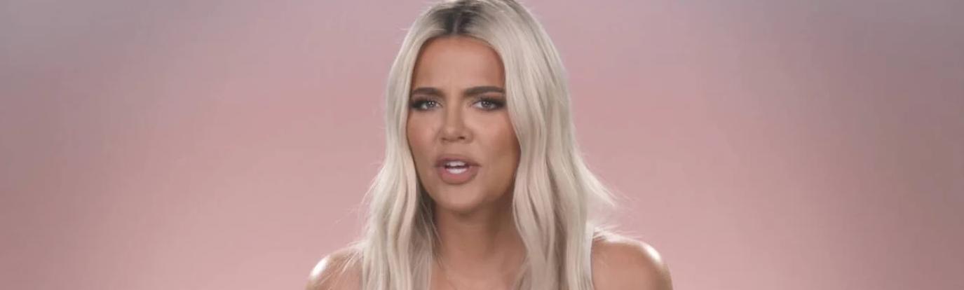 Khloe on Keeping Up With The Kardashians