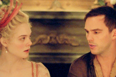 The Great on Hulu with Elle Fanning