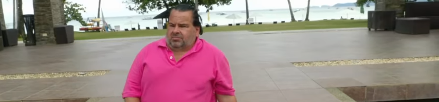 Big Ed on 90 Day Fiance