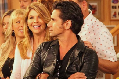 John Stamos in Fuller House