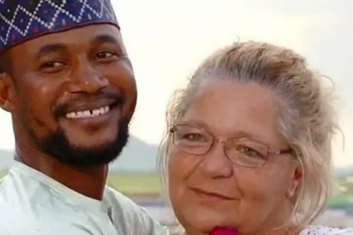 Lisa and Usman on 90 Day Fiance