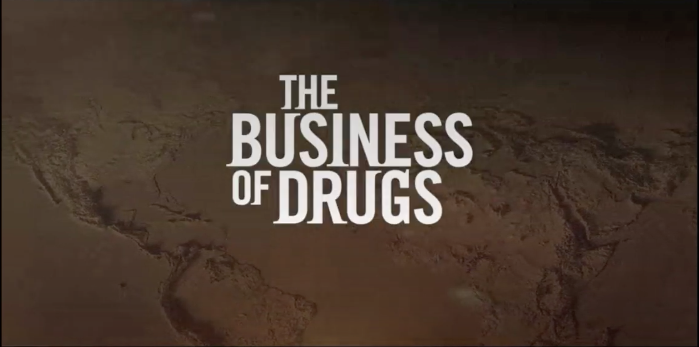 The Business of Drugs Netflix