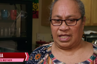 Asuelu's mom on 90 Day Fiance