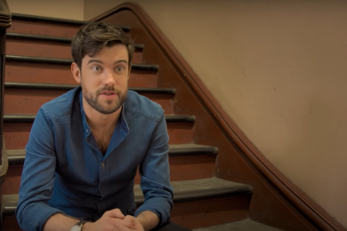 Jack Whitehall in Jack Whitehall: Travels with My Father