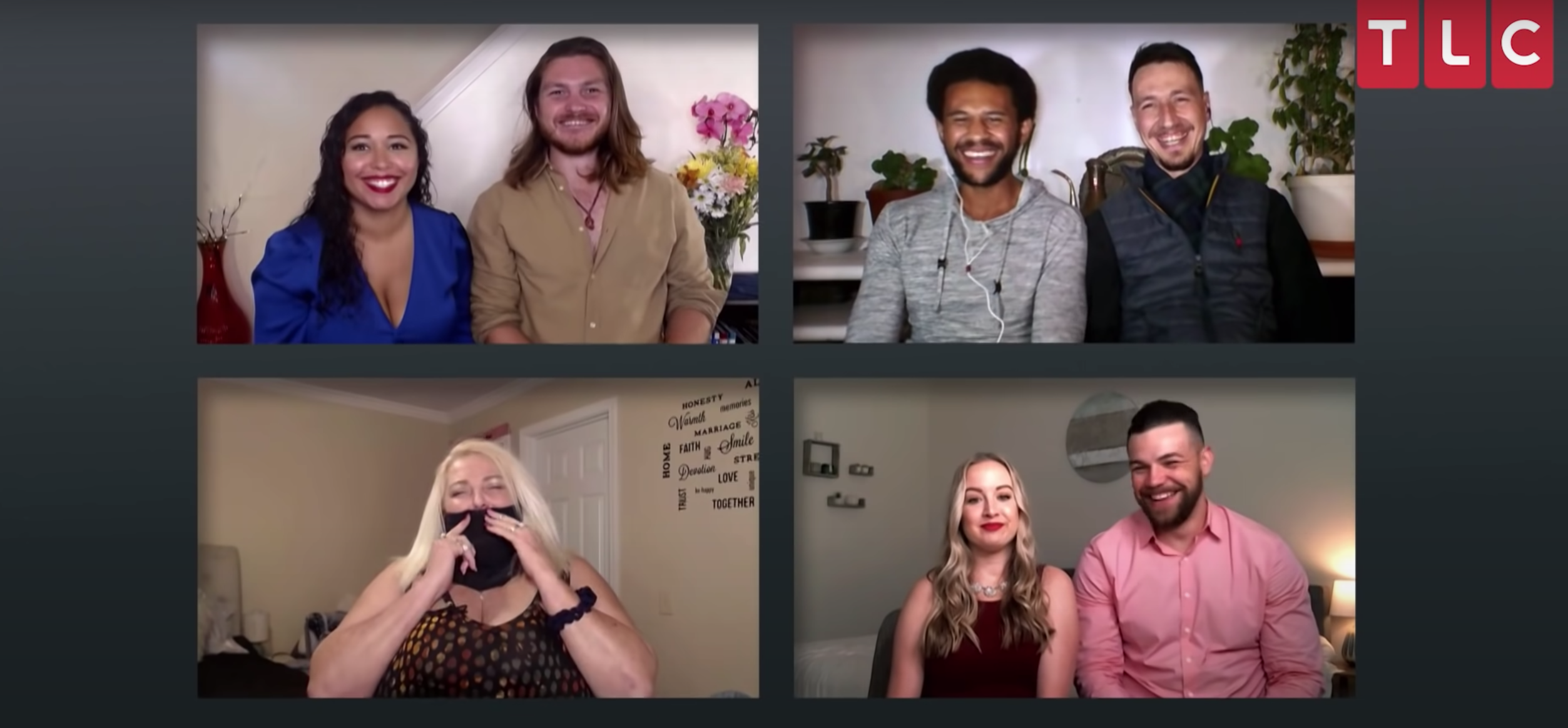 90 Day Fiancé: Happily Ever After? on TLC (2020)
