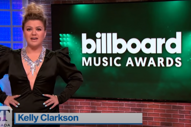 Kelly Clarkson is presenting the Billboard Music Awards 2020