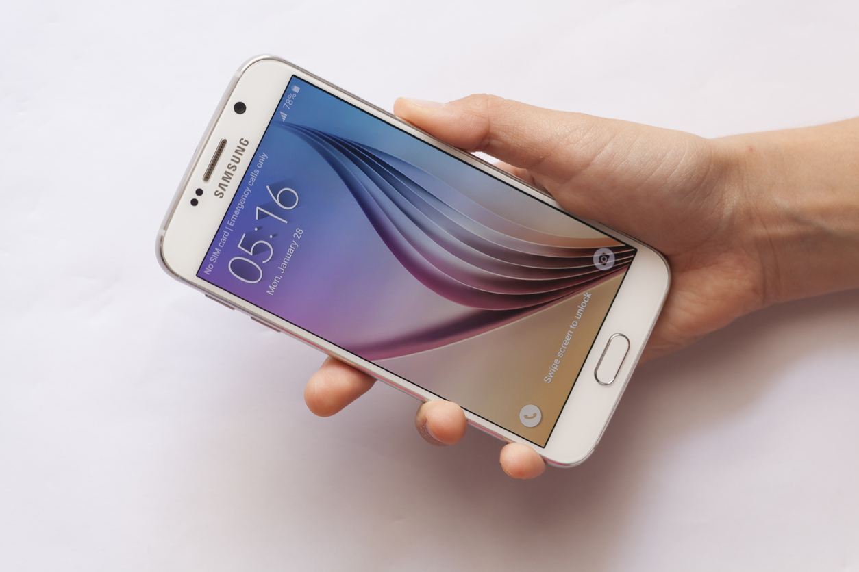 Android phone Samsung S6