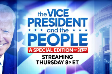 Joe Biden The Vice President and the People on ABC (2020)