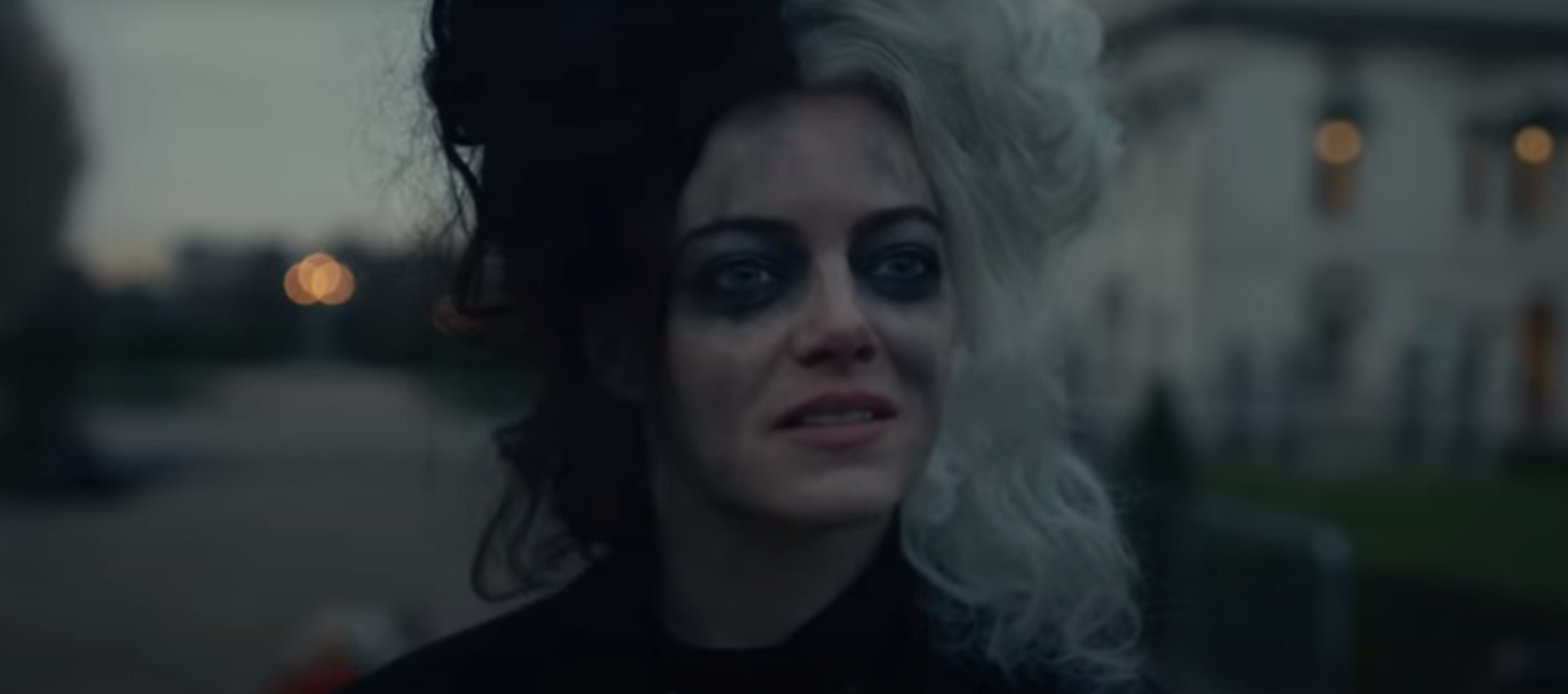 Emma Stone as Cruella